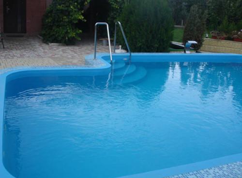 Акриловый бассейн
