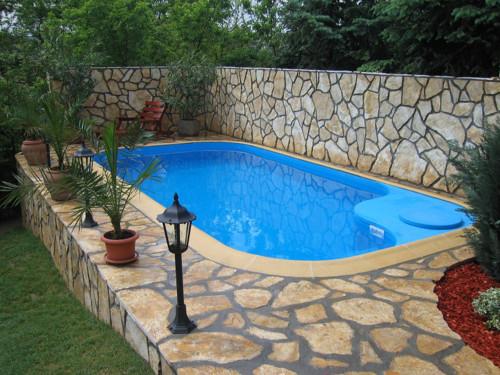 Постройте бассейн на даче