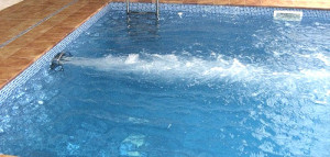 Двухструйный противоток для бассейна