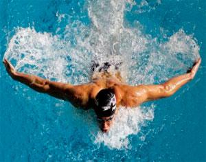 Плавание брасом полезно для людей с проблемами спины