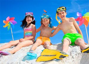 Как выбрать детские ласты для бассейна