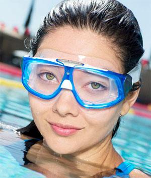 Зачем нужны очки для бассейна