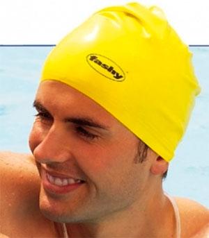 Силиконовая шапочка подходит для посещения бассейна